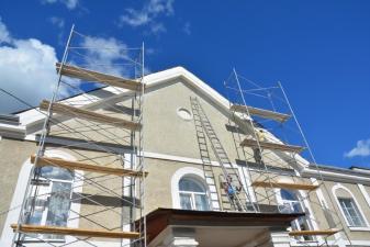 Ravalement façade maison le Havre